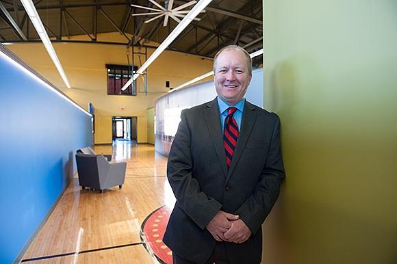 Matt Gillard, CEO of Michigan's Children (Dave Trumpie)